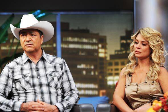 Don Armando dijo sentirse muy triste por lo que está viviendo su hija.