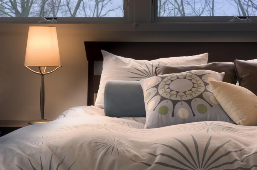 El dormitorio es un lugar súper especial dentro de la casa. Es la habita...