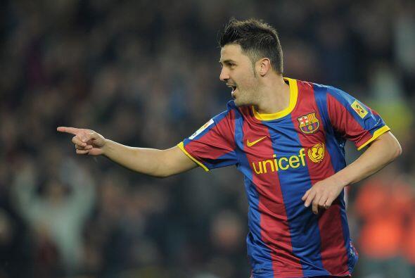 La fecha 24 de la Liga española vio en acción al Barcelona en su jornada...