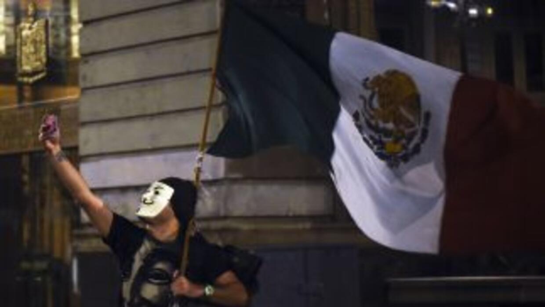 La desaparición de 43 estudiantes en México ha provocado la movilización...