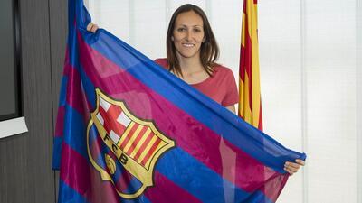 Pamela Tajonar es la nueva arquera del Barcelona