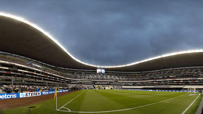 Cap tulo dos el mundial de norteam rica la for Puerta 1 estadio azteca