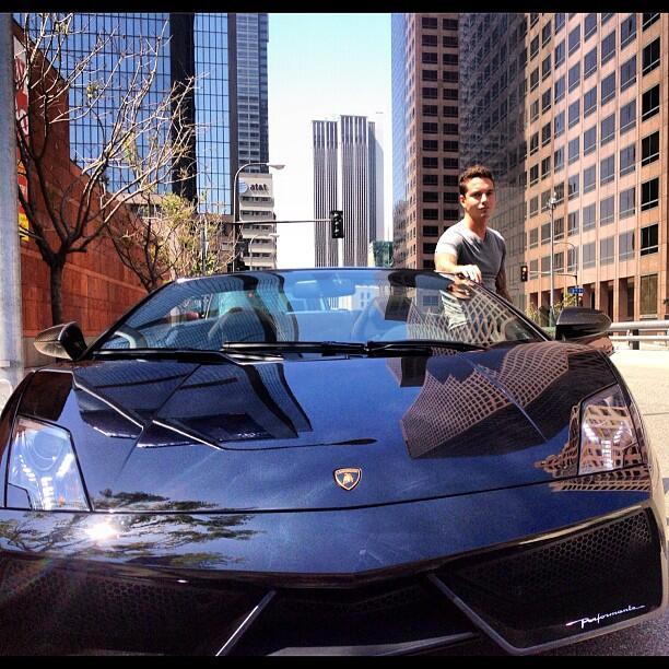Lamborghini Gallardo J Balvin