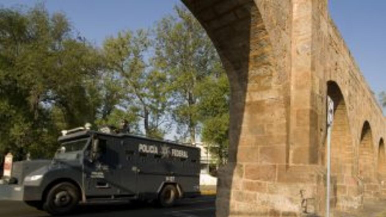 Michoacán sufre por la disputa de al menos dos bandas narcotraficantes p...