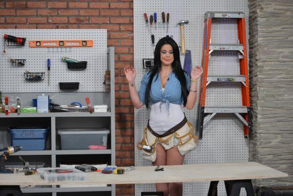 ¿Qué tal se ve Susy sin el 'handyman' a su lado?