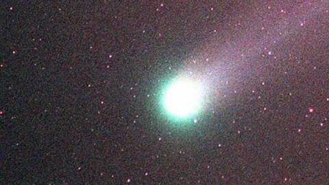 Un meteorito iluminó de verde el cielo de Illinois, Wisconsin, Iowa e In...