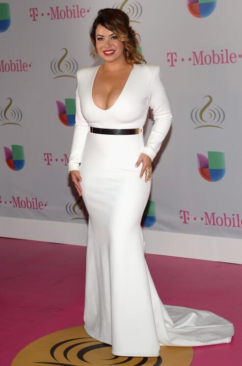 Con este vestido blanco más de uno la quiso llevar al altar.