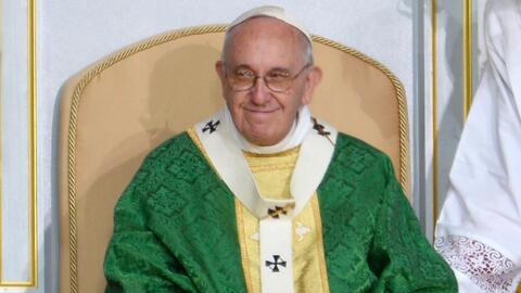 Francisco, el Papa inmigrante