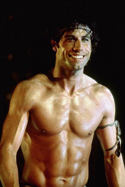 Jhon Travolta.