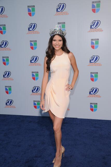 Talento de Univision en Premios Juventud.