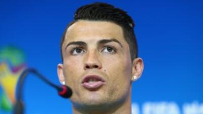 Ronaldo invitó a todos sus compatriotas a que se unan para, juntos, ir e...