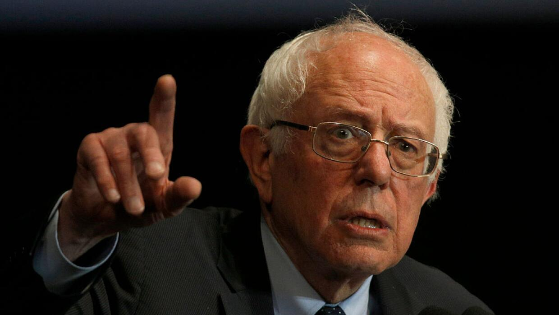 Sanders amplía a 27 puntos su ventaja frente a Clinton en New Hampshire...
