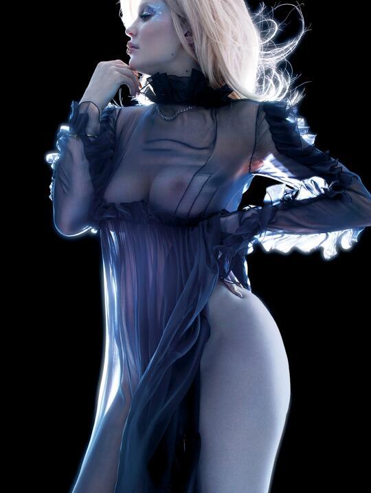 El desnudo de Kylie Jenner