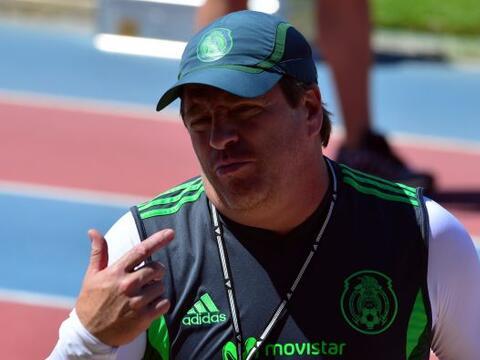 La selección mexicana está lista para enfrentar a Holanda...