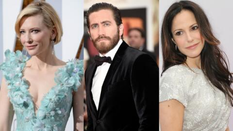 En el orden acostumbrado, Cate Blanchett, Jake Gyllenhaal y Mary Louis P...