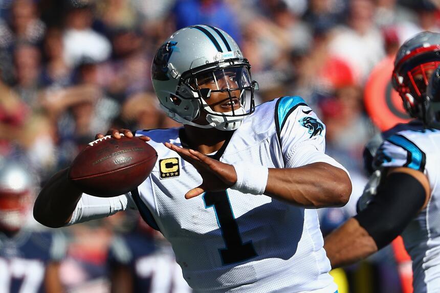 Las mejores actuaciones de la Semana 4 en la NFL cam-newton.jpg