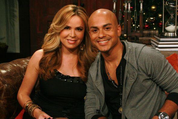 Carolina la O y Michael, los invitados de la noche-