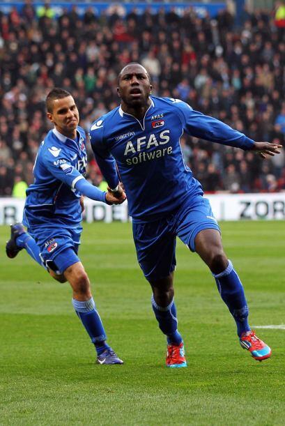 El goleador del AZ Alkmaar mantuvo su racha de anotaciones ante el Roda.