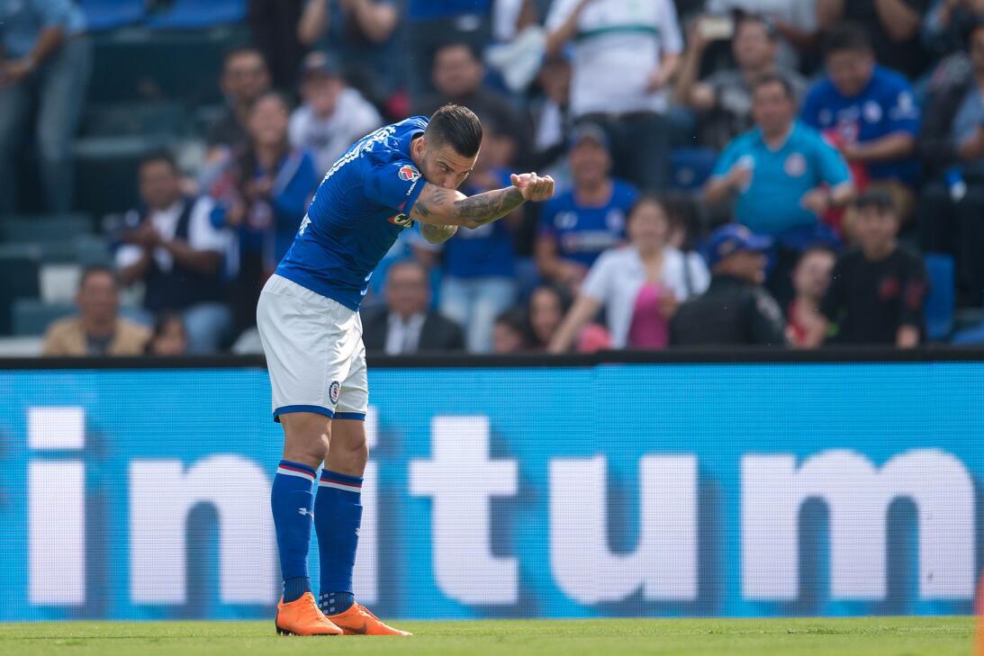 En fotos: Resumen de la Jornada 14 del Clausura 2018 cruz-azul-1-0-lobos...
