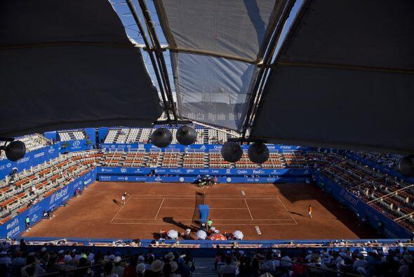 El Abierto Mexicano de Tenis es un torneo categoría Open 500 que reparte...