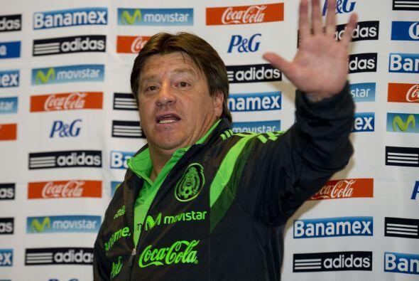 Marzo de 2014: ''¡Ay Miguelito, Miguelito! Es tan ingenuo, cree que por...