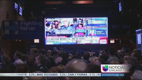 Muy cerrada contienda entre Hillary Clinton y Bernie Sanders