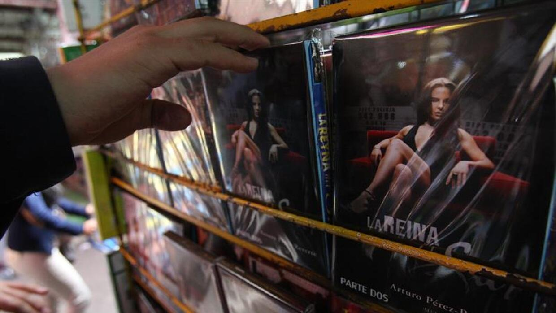 DVD de La Reina del Sur