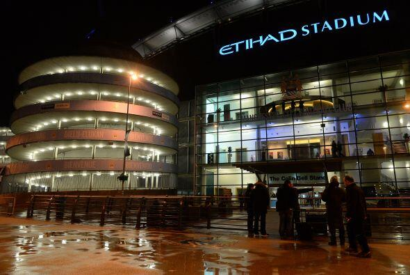 El cuadro del 'City' no tuvo oportunidad de asaltar el liderato gracias...