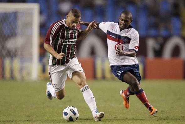 Fluminense se quedó con seis puntos en cinco partidos.
