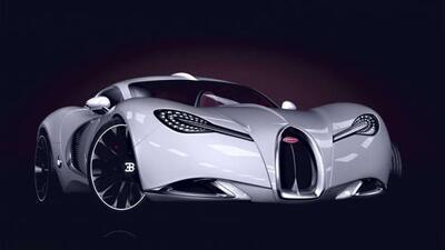 Imágenes del Bugatti Gangloff Concept