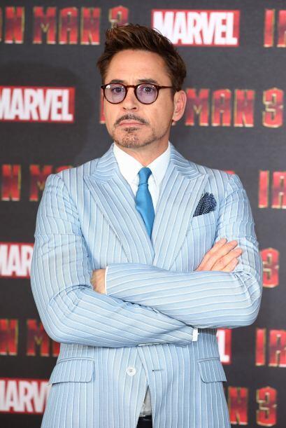Y obviamente Robert Downey Jr. no se puede quedar fuera de la competencia.
