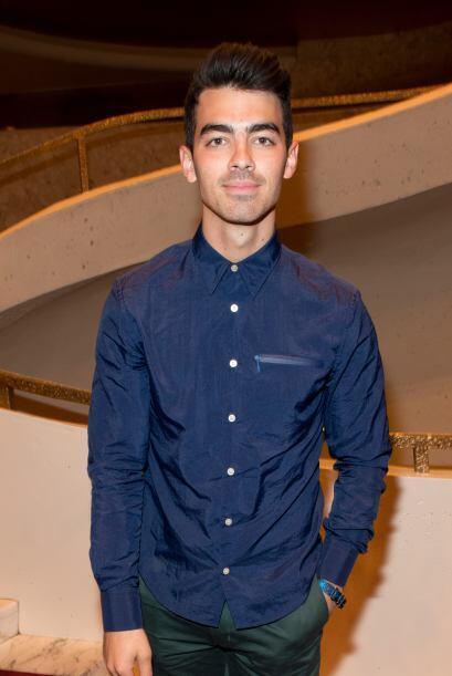 Y por ahí volvimos a ver a Joe Jonas, pero... como que te ves desmejorad...
