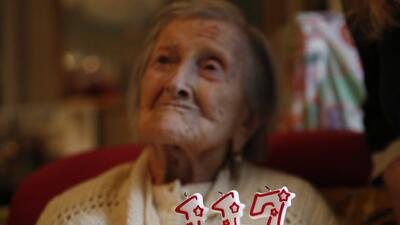 La receta de la mujer más longeva del mundo, que hoy cumple 117 años