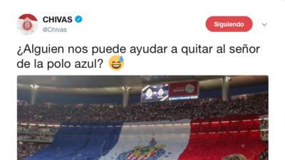 Chivas pidió ayuda con una foto y los fanáticos dejaron volar su imaginación