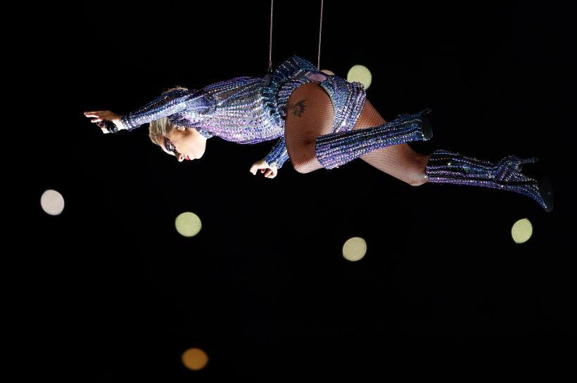 ¿Misión imposible? No para Lady Gaga en el Super Bowl LI.