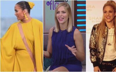 Estas estrellas no acertaron a la hora de elegir sus looks y Daniela di...