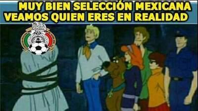 Los memes del aburrido triunfo de México ante Panamá