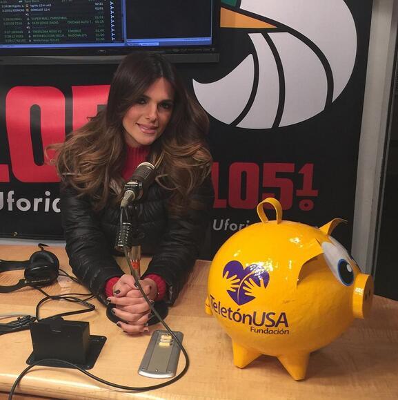 Bárbara Bermudo Teletón USA 2015