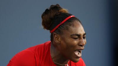 En fotos: el día que Serena WIlliams recibió la peor derrota de su ilustre carrera