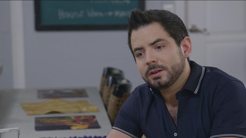 José Eduardo Derbez en 'Vino el amor'.