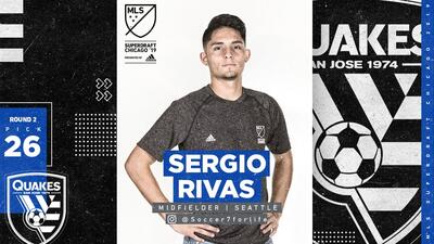 Sergio Rivas, de Chihuahua a la MLS tras brillar en el fútbol universitario de Estados Unidos