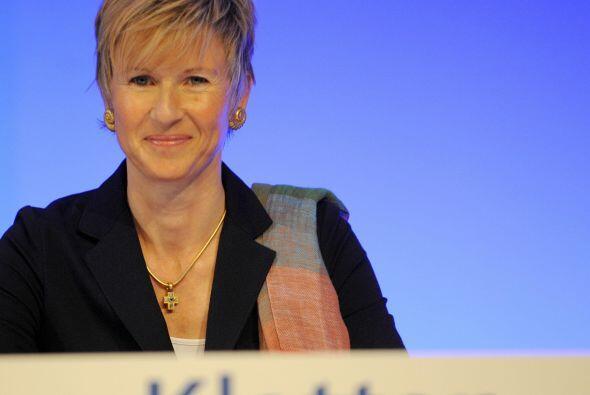 Susanne Klatten, con su fortuna de $17.400 millones, se ubica en el sext...