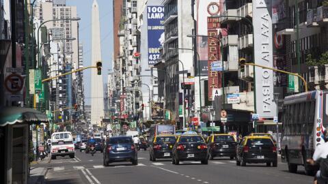 Buenos Aires se suma a otras ciudades como Londres, Singapur y Mil&aacut...