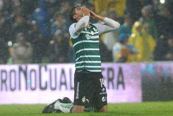 Dando la sorpresa sobre equipos con más tradición se encuentra Santos La...