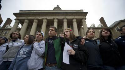 En el 2011, el gobierno de Obama declaró que para que los estudia...