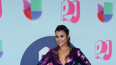 En fotos: así llegaron los talentos de Univision a Premios Juventud