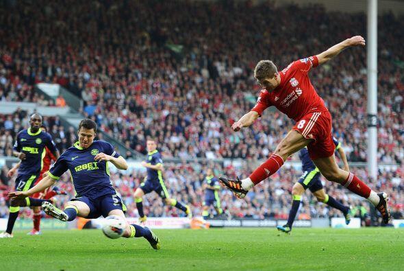 A pesar de los interminables intentos, Liverpool volvió a pecar de sus e...