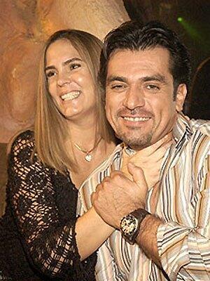 Jorge Salinas y Fátima Boggio