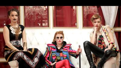 This all-girl Argentine trio can rap, sing and play the cajón favorite f...