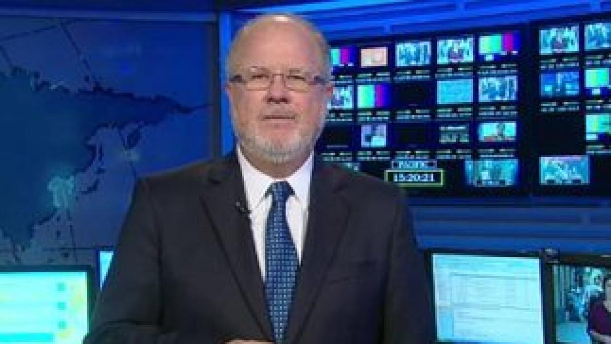 El periodista Gerardo Reyes, director de Univision Investiga.